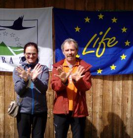 LIFE IREKIBAI celebra el día de Natura 2000
